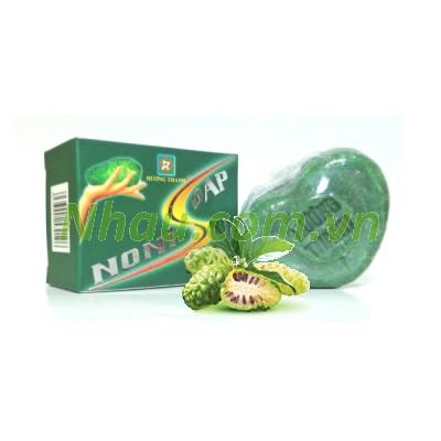 Xà bông trái nhàu - Noni soap - Xa bong nhau - xa phong nhau