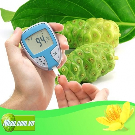 Noni Fruit with Diabetes